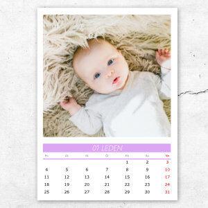 Kalendář náhled produktu
